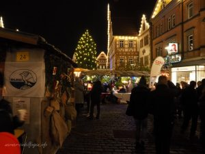 Weihnachtsmarkt Leonberg