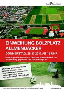 Bolzplatz-Allmendäcker