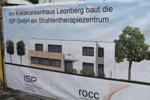 Grundsteinlegung Strahlentherapiezentrum Leonberg