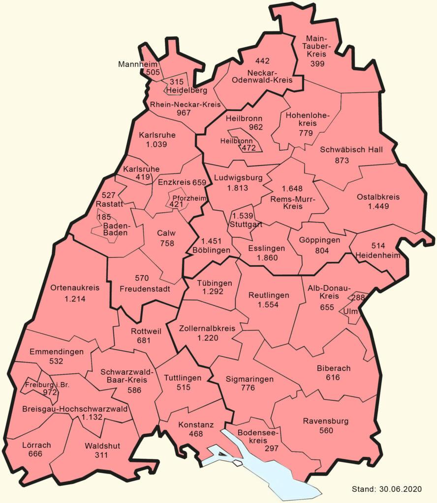 Corona Zahlen In Baden Württemberg